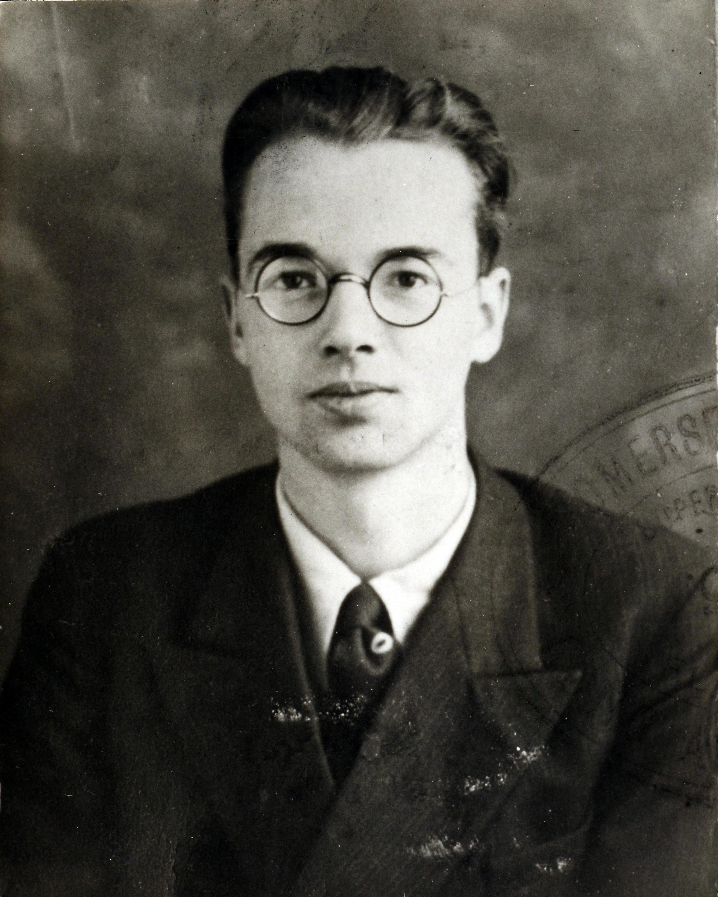On the trail of Klaus Fuchs, atomic spy
