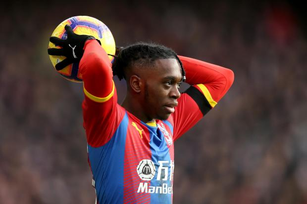 Manchester United are looking to sign Aaron Wan-Bissaka
