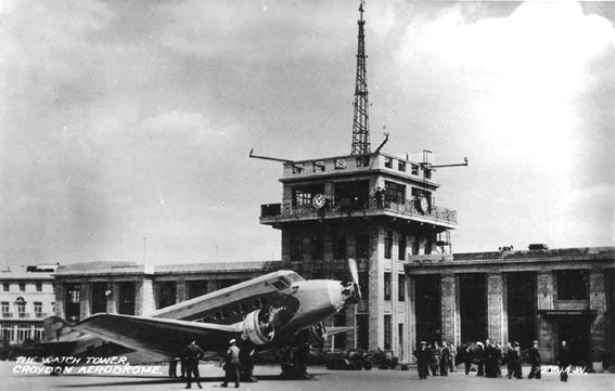 Croydon Airport : From 1939 onwards.