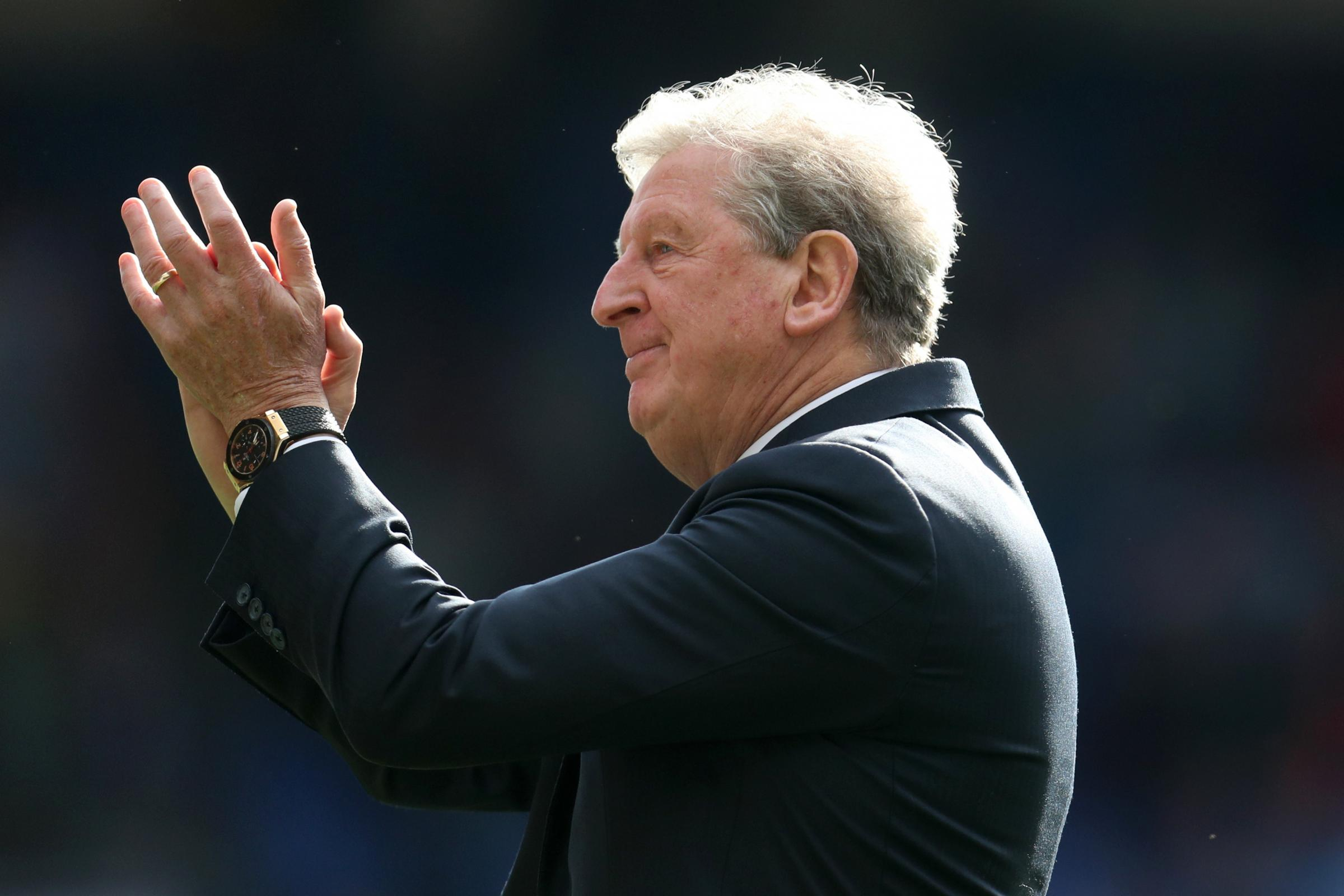 Hodgson sees positives in Crystal Palace's defeat to Young Boys