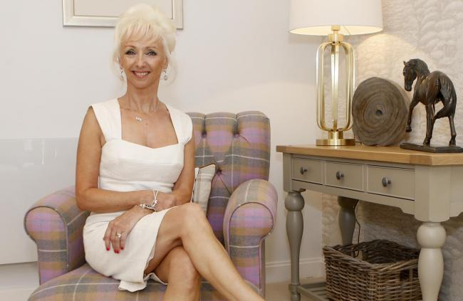 Strictly star Debbie McGee to attend open garden party in Walton this Thursday