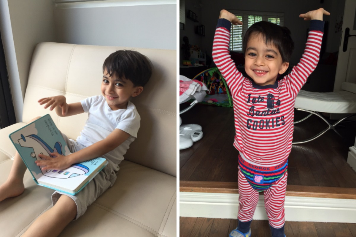 Family of deceased Croydon boy speak out after his organs saved the lives of two children