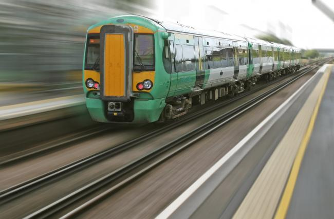 Disruption on the Southern service is expected to last until 19:00.