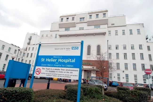 Epsom and St Helier Hospital