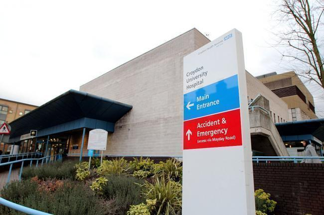 30 people have been tested for coronavirus at Croydon University Hospital