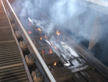 Disruption to last hours after fire on track between Clapham Junction and Victoria