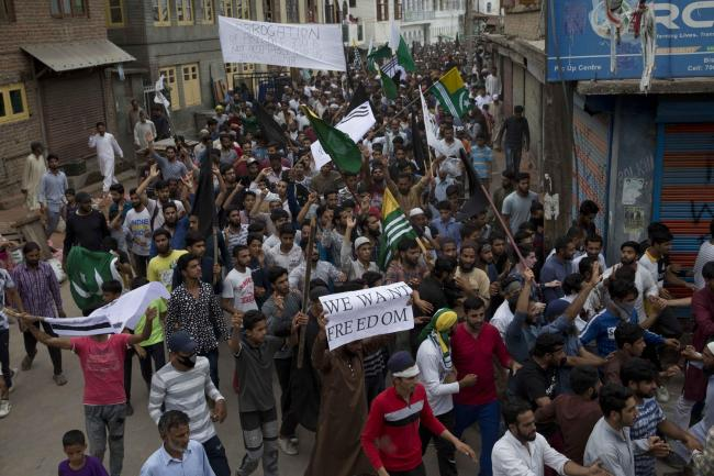 Curfew eased in Kashmir's main city for Friday prayers | Your Local