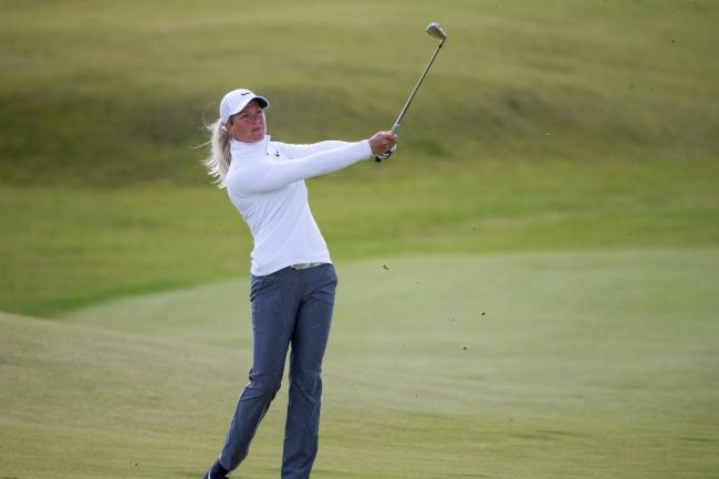 Suzann Pettersen has been handed a wild card