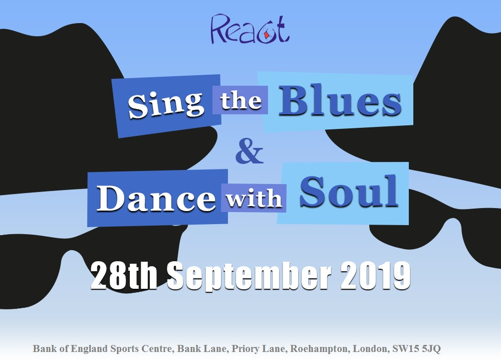'Sing the Blues and Dance with Soul' with React