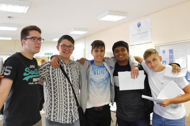 GCSE Results Day: Live updates as students in SW London and Surrey receive their resultsec