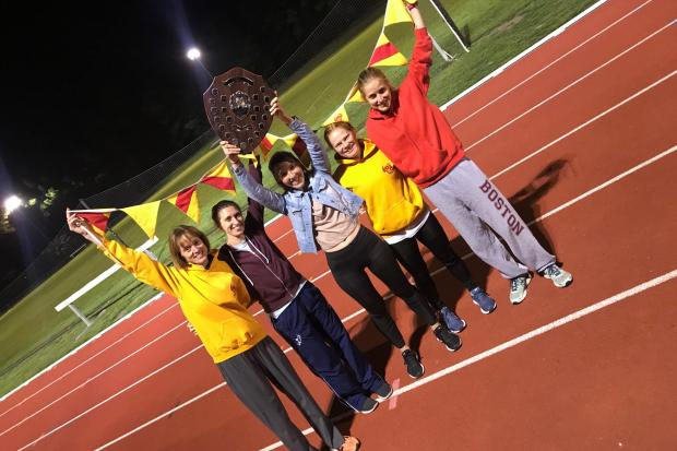 Your Local Guardian Sport: Athletics news from south west