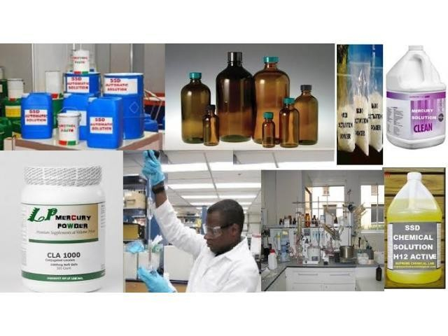 Qualified technician SSD CHEMICAL SOLUTION FOR CLEANING BLACK POUND AND Activation Powder +27613119008 SouthAfrica,Namibia