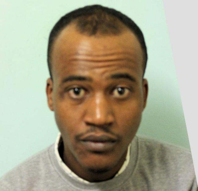 Mentesnot Cheru, 29, stabbed a Croydon PC in the back in 2010