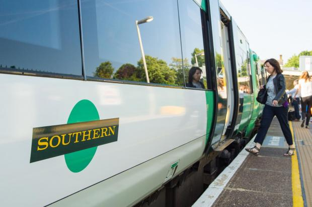Passengers using the Southern service this morning are being advised to check before travelling as delays are expected to last until 11am.