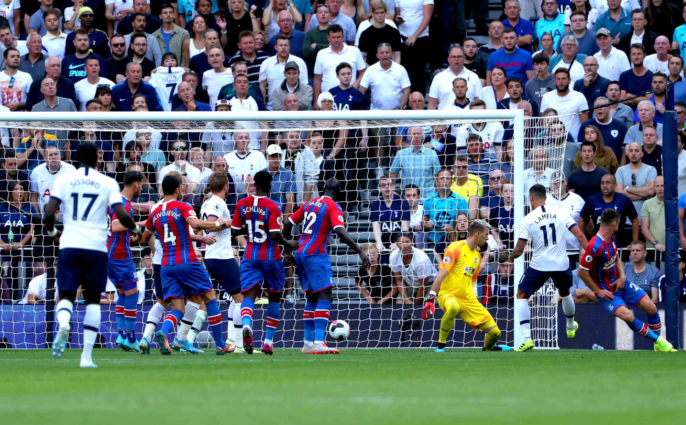 Milivojevic reflects on Crystal Palace's drubbing at Spurs