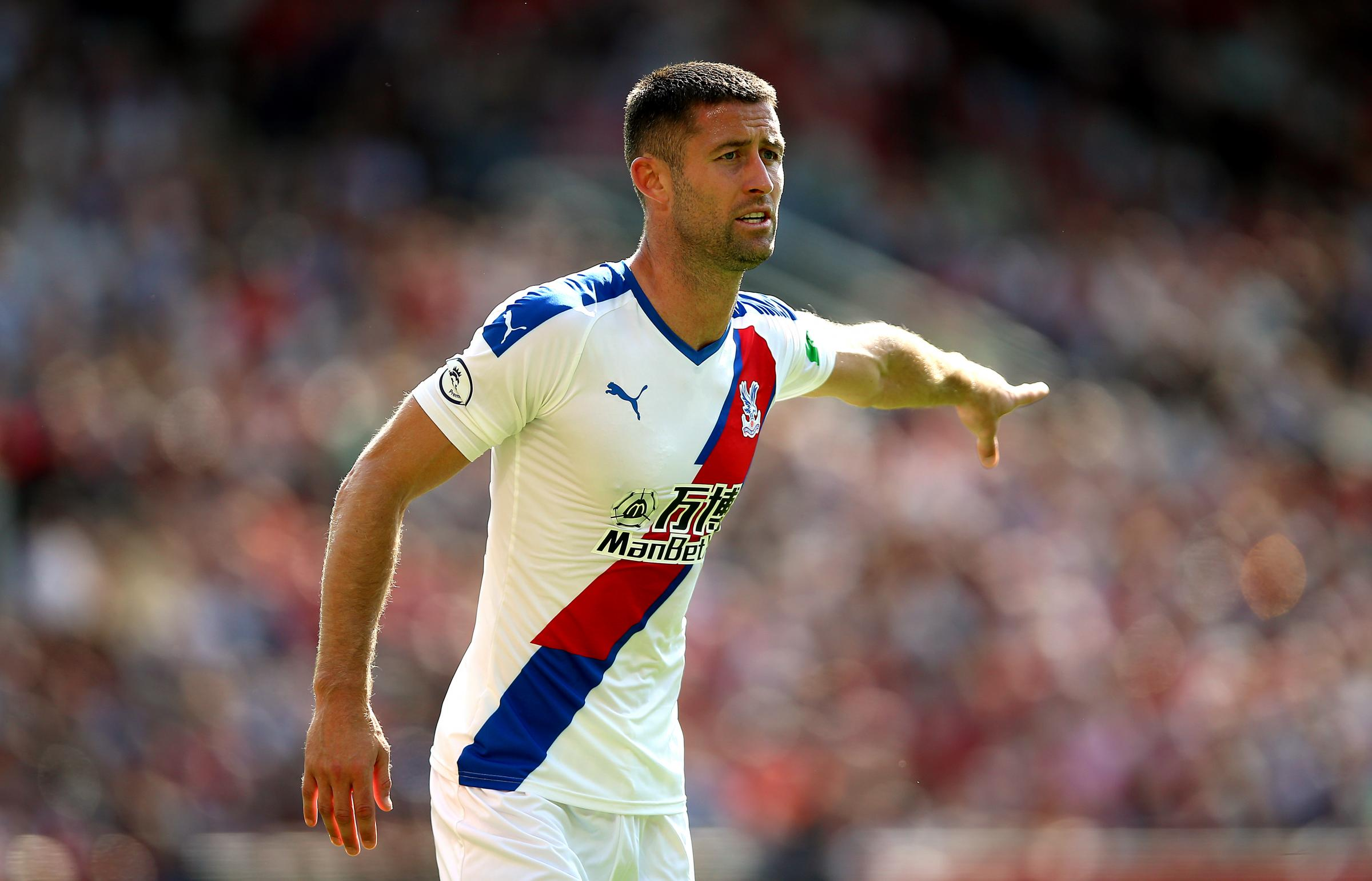 Gary Cahill on Crystal Palace's defeat to Tottenham Hotspur