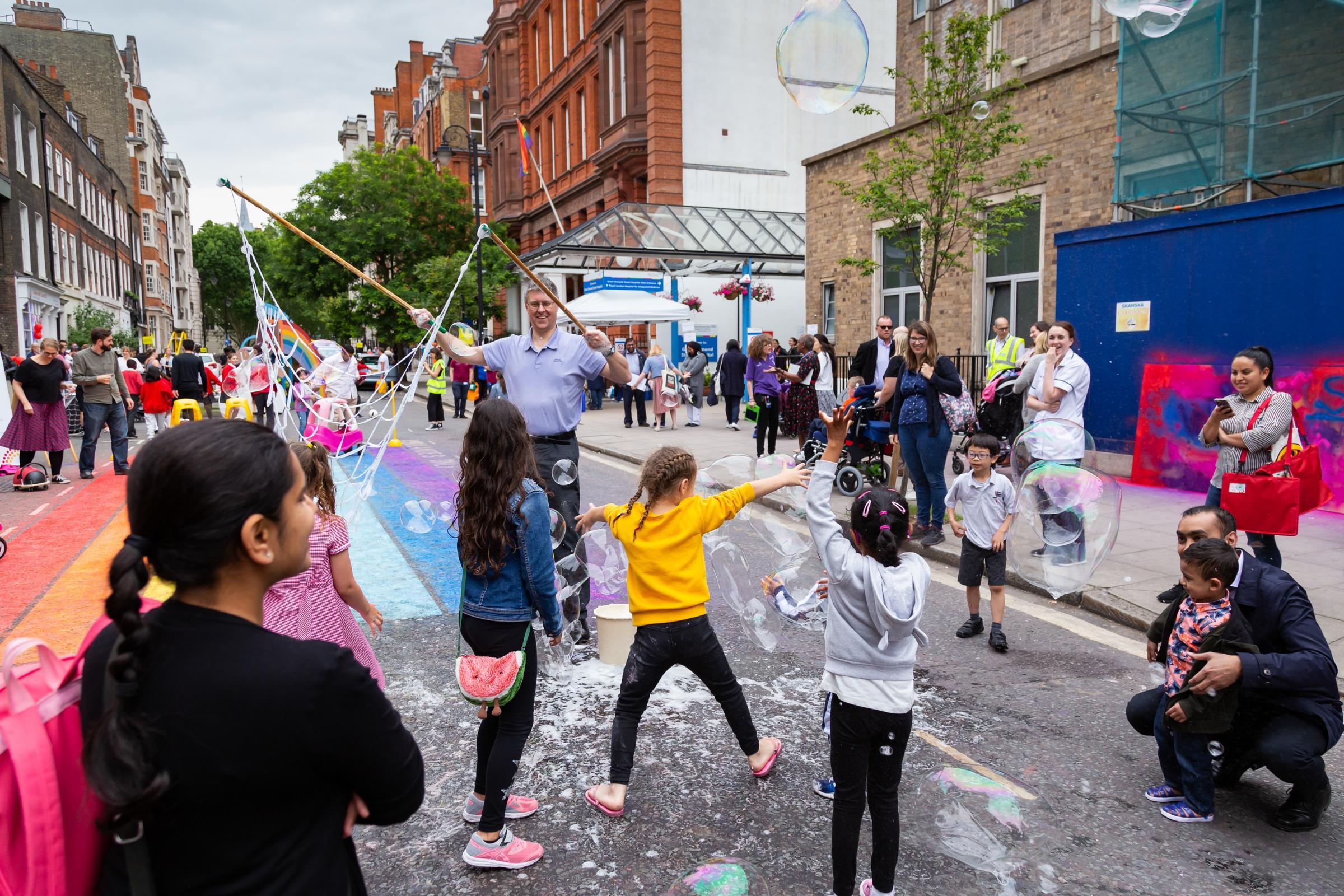 Nine streets to close in Croydon as borough celebrates World Car Free Day