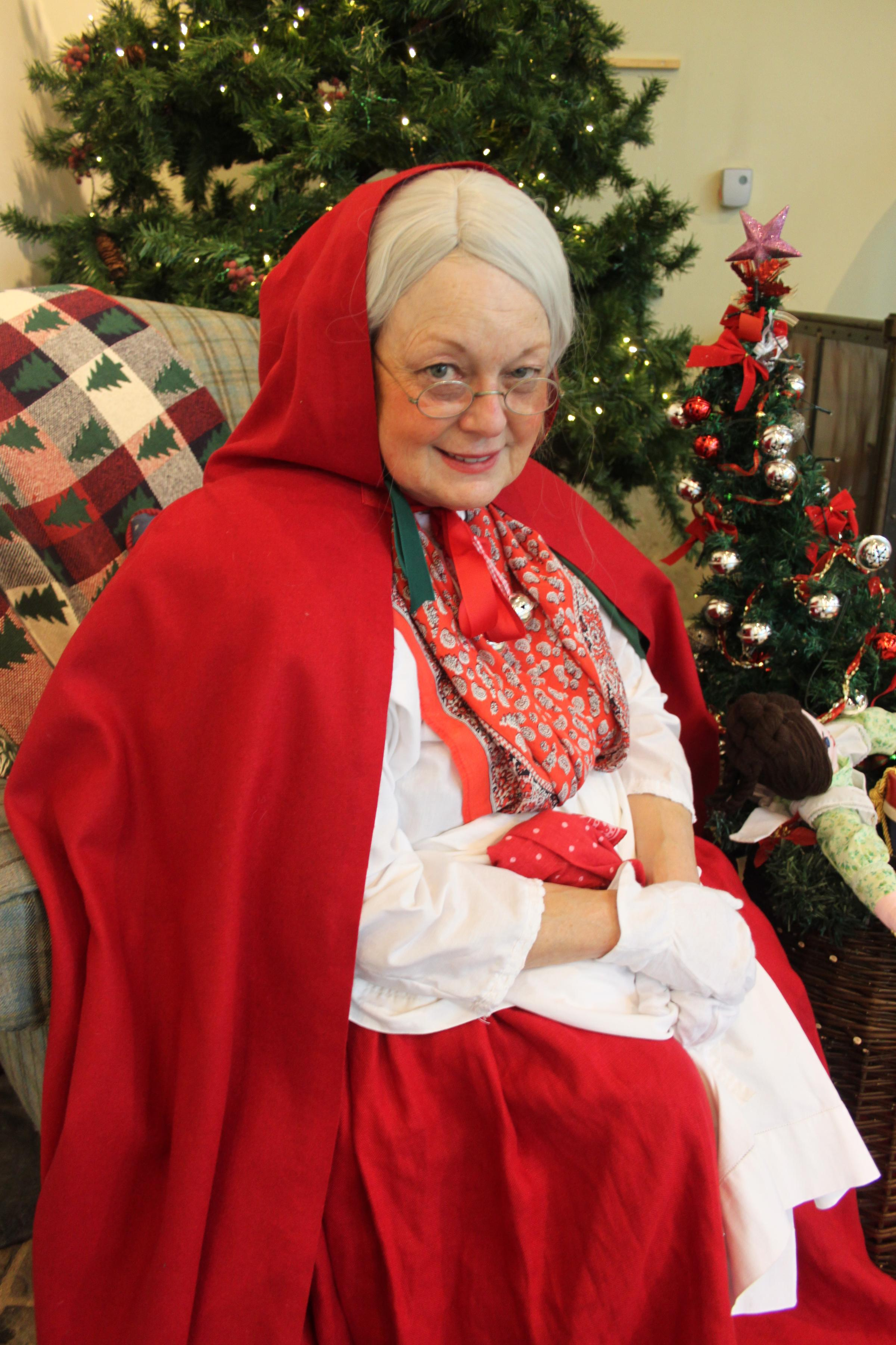 Storytime with Mother Christmas (under5 only) - Thu 5, 12 & Fri 6, 13 Dec 9.30-10.15am