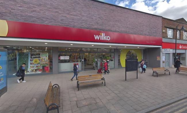 New Malden Wilko