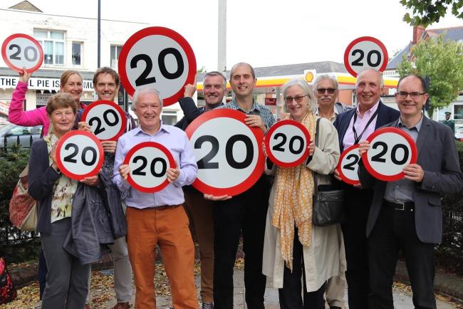 20mph zones are coming to Richmond