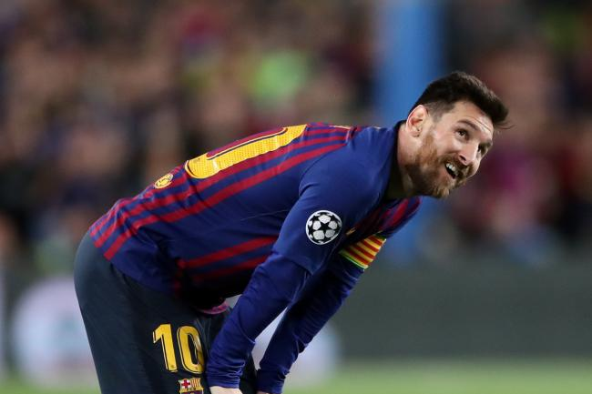 Lionel Messi admits he wanted to leave Barcelona and Spain after being prosecuted over tax issues