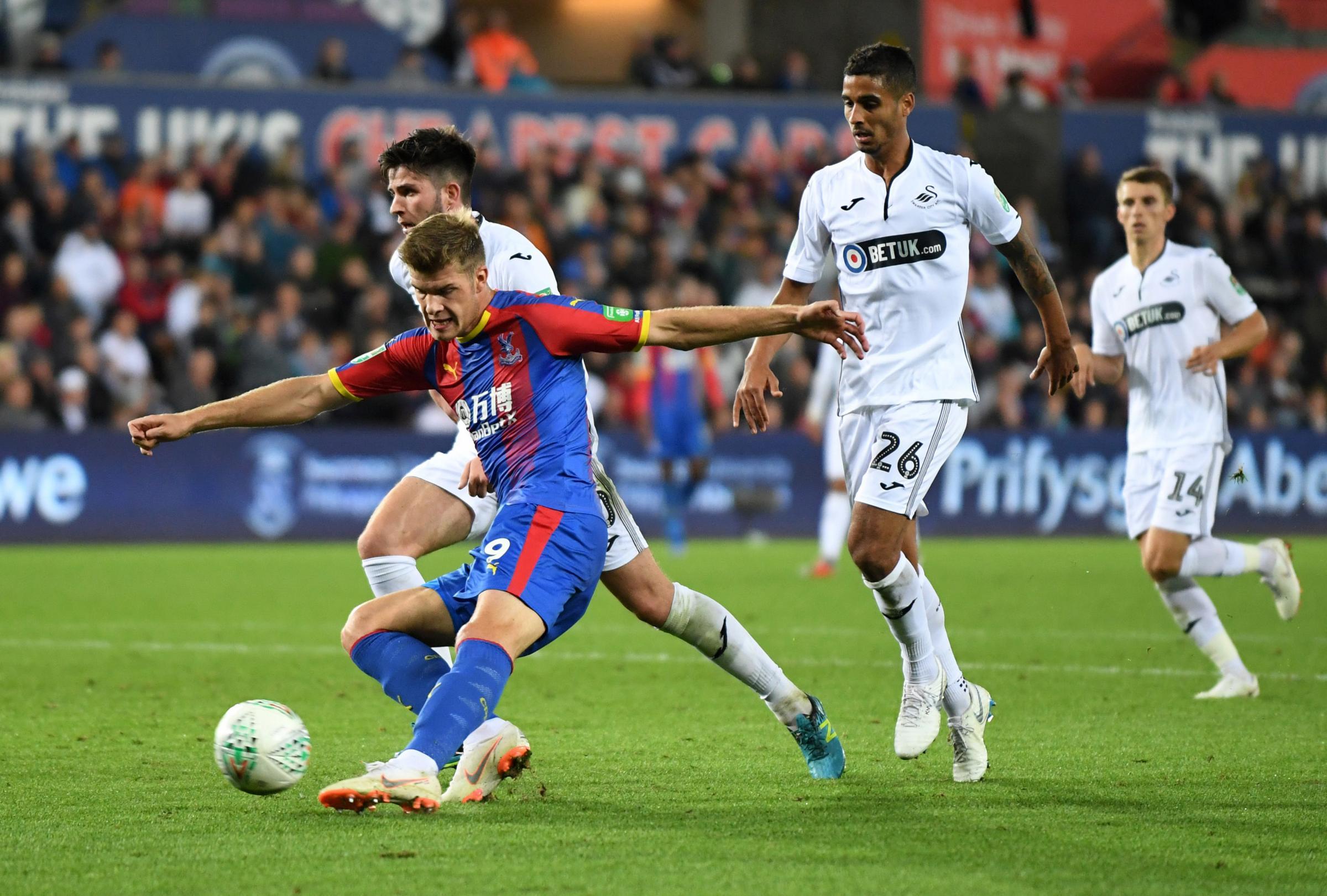 Crystal Palace's Alexander Sorloth impressing on loan at Trabzonspor