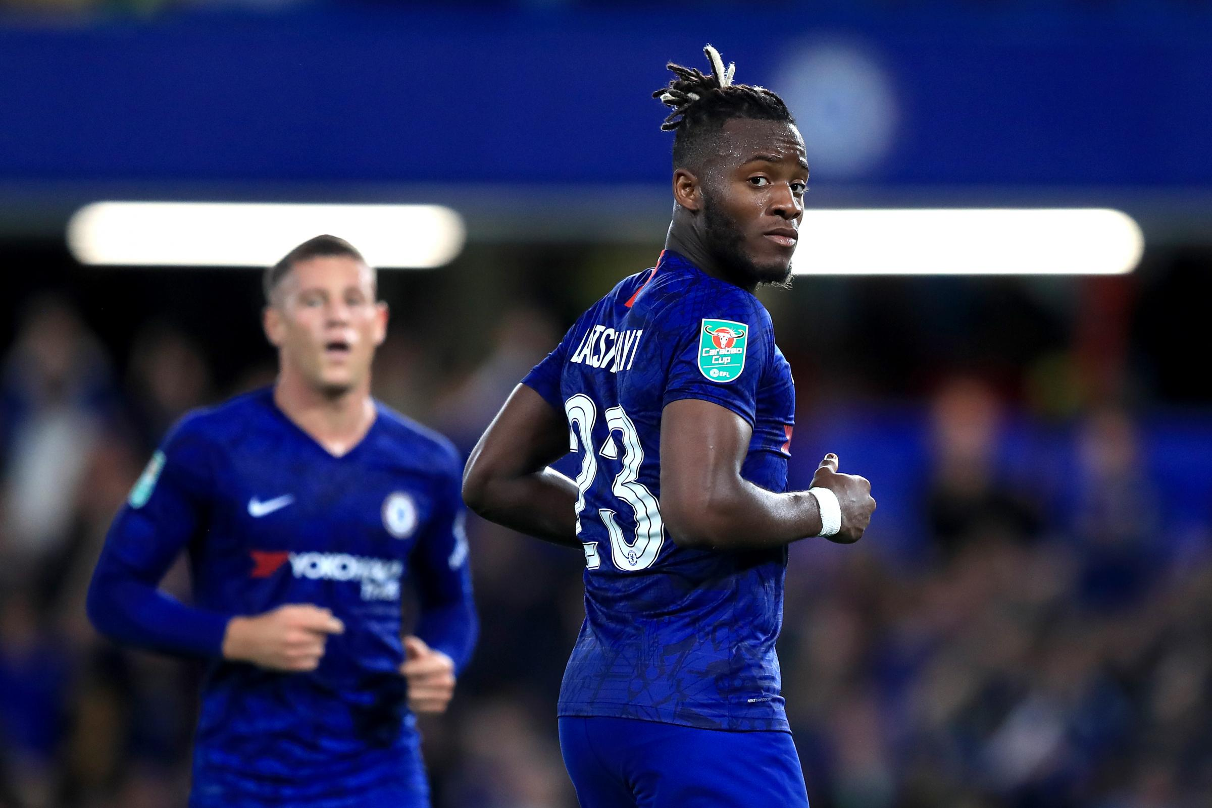 Belgium boss hints at Batshuayi move with Crystal Palace known admirers