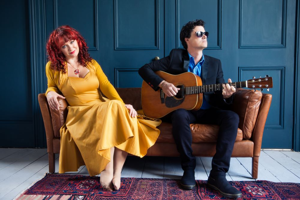 Kathryn Roberts & Sean Lakeman - 'On Reflection'