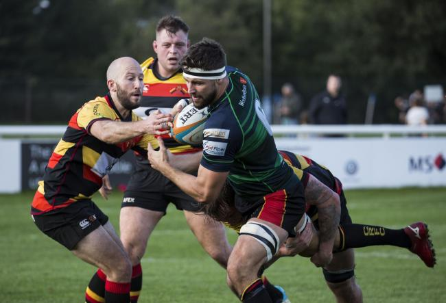Cinderford hand Richmond their first defeat of the season
