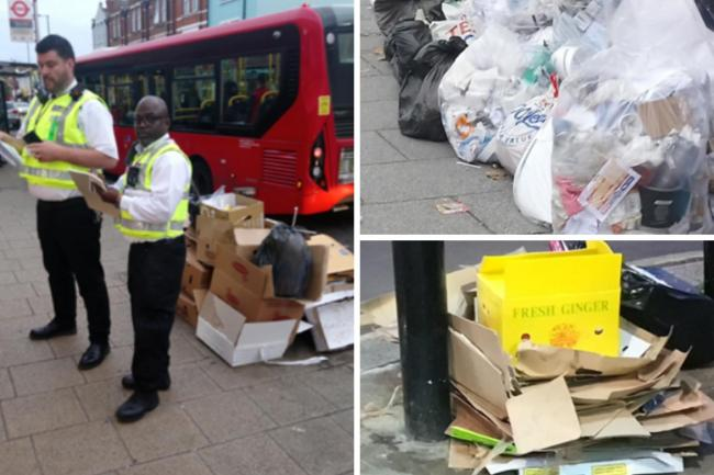 Warning after business waste clampdown