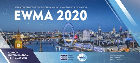 30th Conference of the European Wound Management Association, EWMA 2020