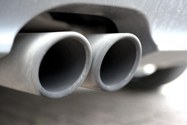 Car exhaust. Credit: From Pixabay, free for use no attribution required.