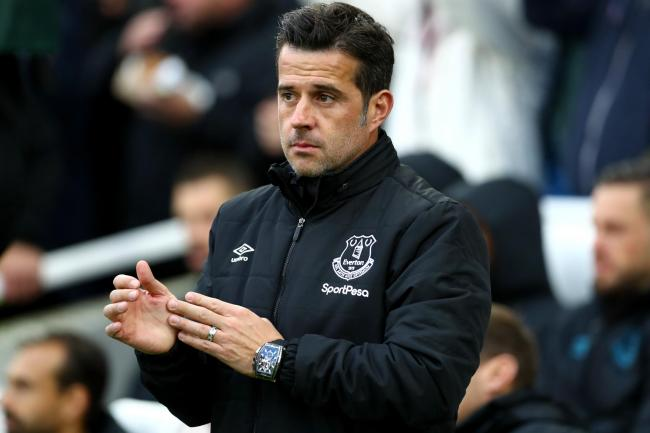 Everton manager Marco Silva has urged his players not to lose focus