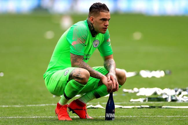 Ederson ruled out of Liverpool-Manchester City clash