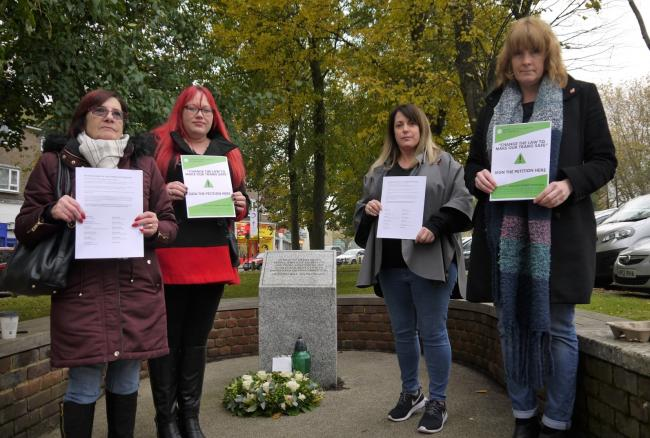 Croydon tram crash victims officially launch petition to end 'loophole' in law