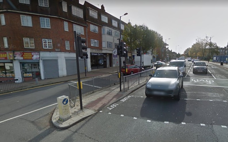 Man fighting for his life after West Norwood shooting