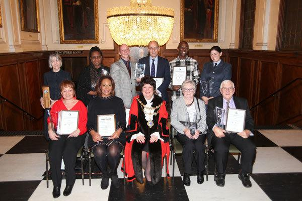 Civic Awards for community champions