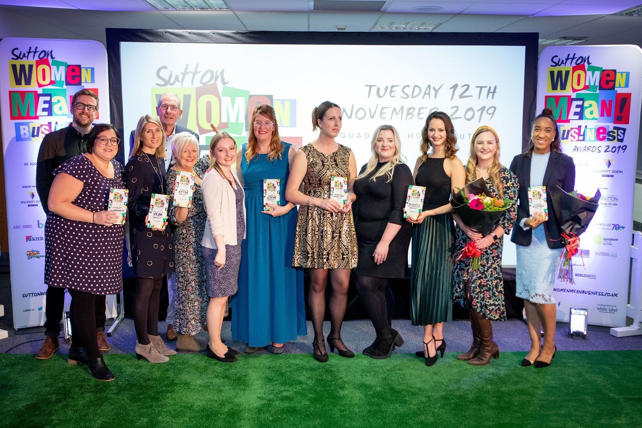 Sutton's businesswomen celebrated at inaugural awards ceremony - Your Local Guardian