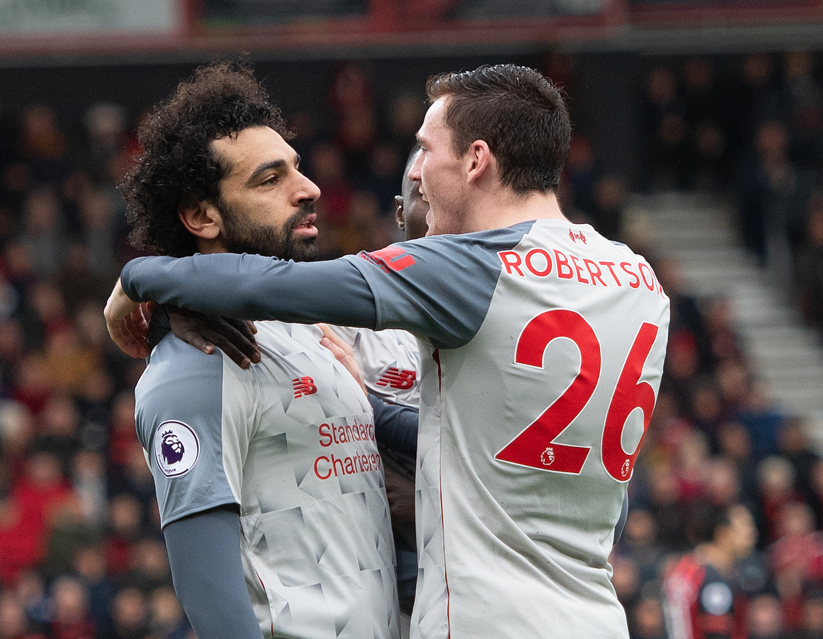 Liverpool trio set to miss Crystal Palace trip