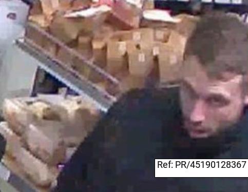 Stolen debit card used at Kenley cash machine 20 minutes after Caterham break-in