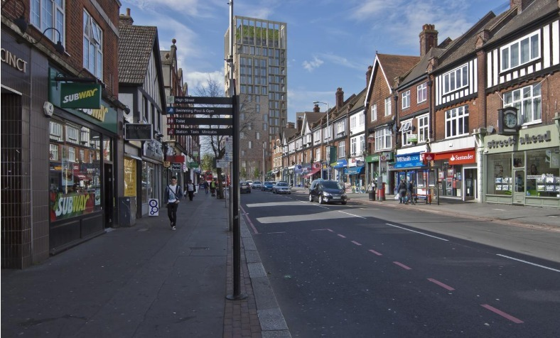 Planning inspector to make decision on future of 'Purley skyscraper'...again