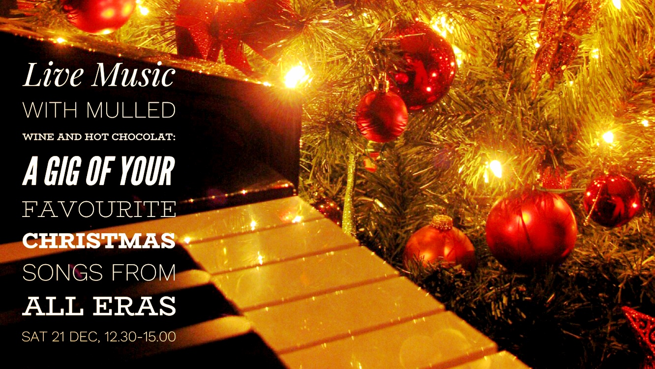 Live Music: A Gig of Your Favourite Christmas Songs from All Era
