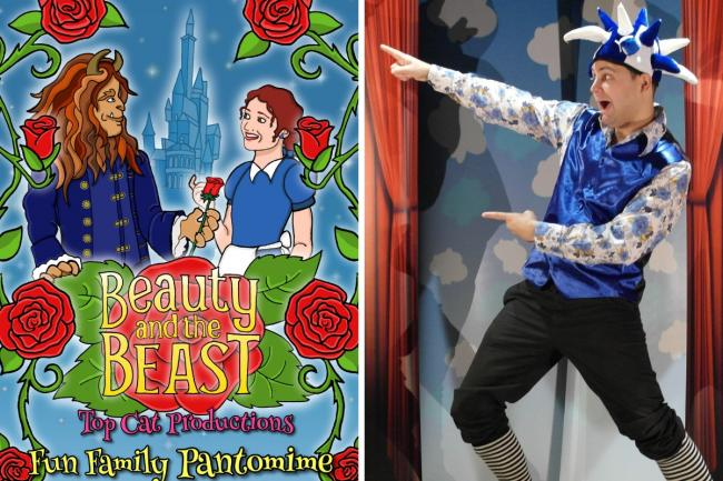 First professional Pantomime announced for newly opened CryerArts Theatre