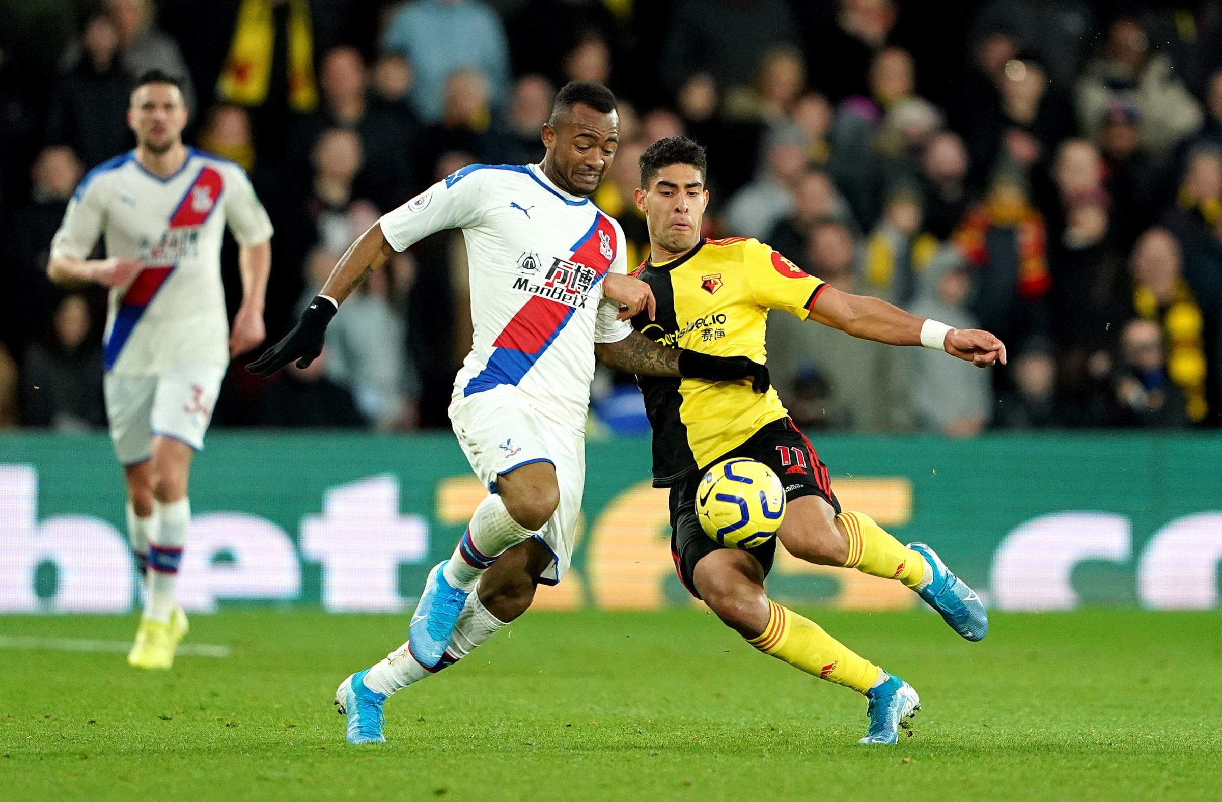 REPORT: Watford 0 Crystal Palace 0 - drab affair at Vicarage Road
