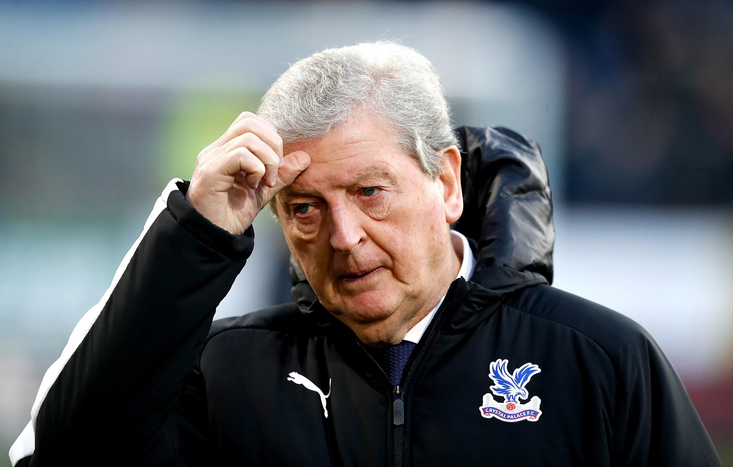Watford's Pearson hiring correct call says Crystal Palace's Hodgson