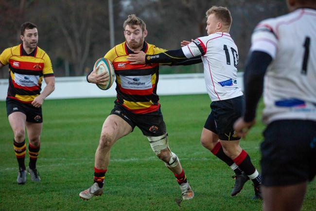 Richmond secure bonus point win over Birmingham