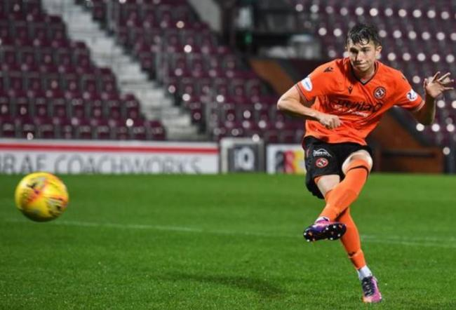 Eagles set to bid for Dundee United ace wanted by Arsenal and Manchester City