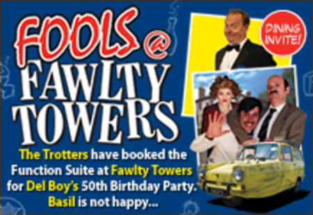Fools @ Fawlty Towers Lakeside International Hotel 07/03/2020