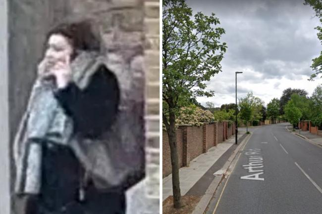 Image of woman police wish to identify following burglary in Arthur Road