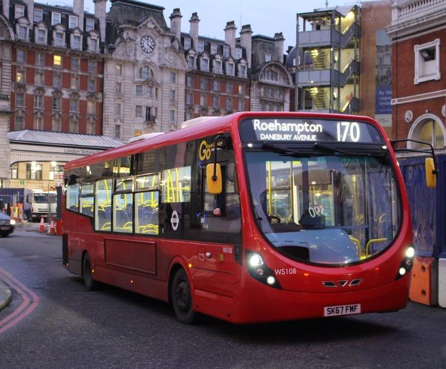Residents can look forward to an improved service on the 170 route